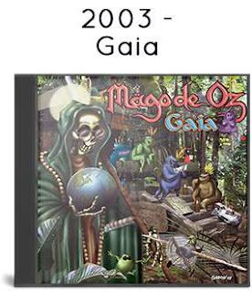 2003 - Gaia