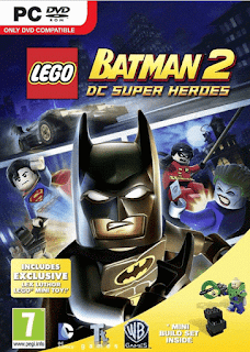 Lego Batman 2 DC Super Heroes PC Free Download