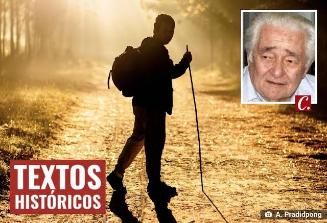 ambiente de leitura carlos romero cronica poesia literatura paraibana professor iveraldo lucena andarilhos pe no chao andancas caminhadas