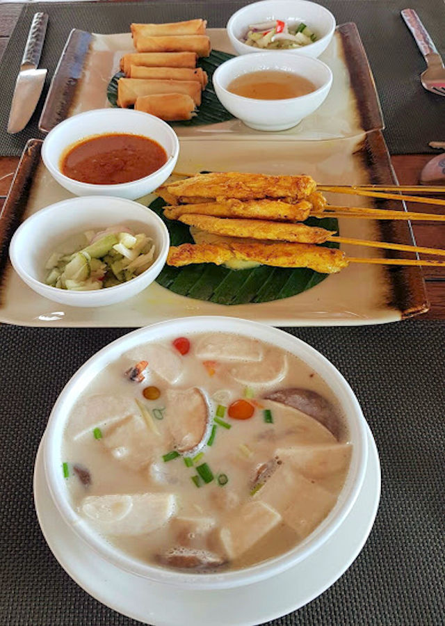 Leckere thailändische Küche (C) Kundenfoto