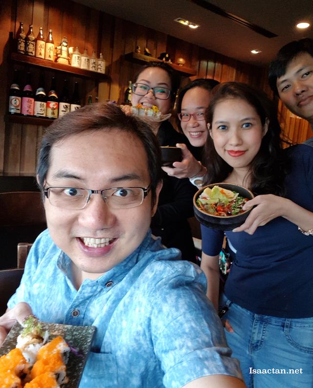 Sango Japanese Restaurant @ Crystal Crowne Hotel, Petaling Jaya