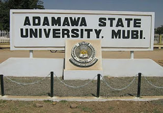 Adamawa State University Vice Chancellor sack news
