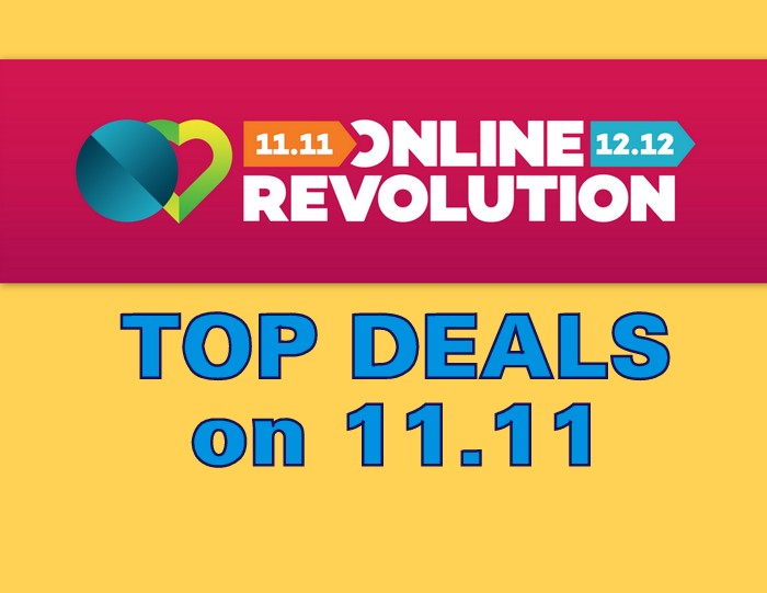 Lazada Online Revolution Top Deals on 11.11 (Part 2)  sc 1 st  CaidoBlogger & Lazada Online Revolution Top Deals on 11.11 (Part 2) - CaidoBlogger