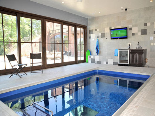 Five Tips to Building an Indoor Pool