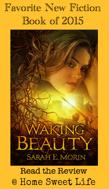Waking Beauty, Christian Fantasy book