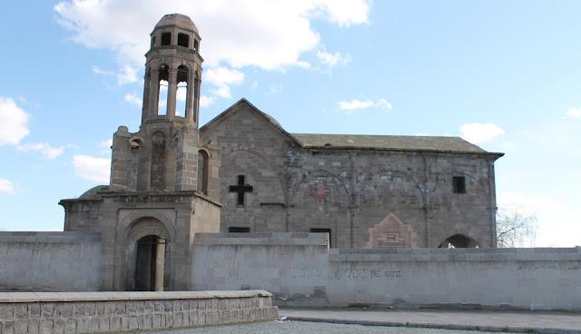 Derinkuyu Üzümlü Kilise