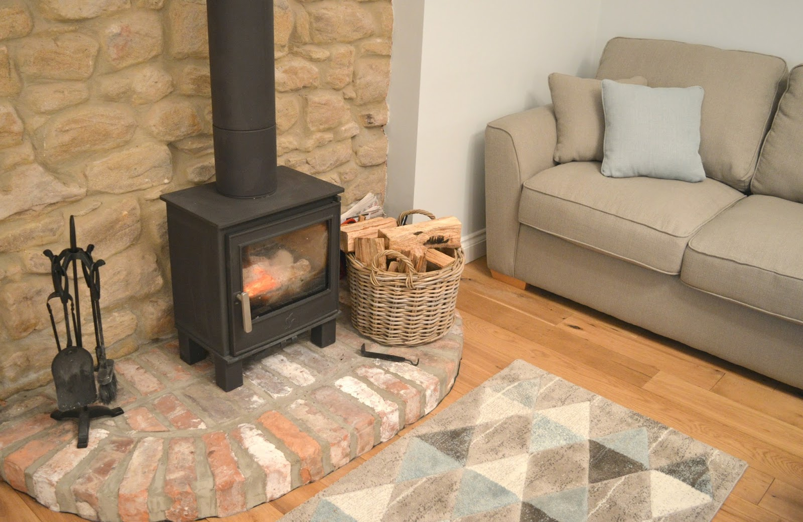 Luxury Self Catering Cottage at Hadrian's Wall, Northumberland