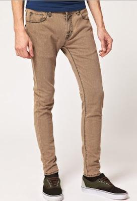 Gaya Berpakaian Pria Keren dengan jeans