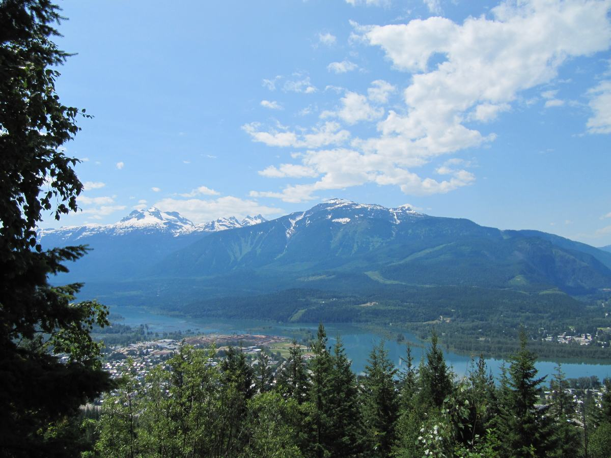 vistas desde mount revelstoke
