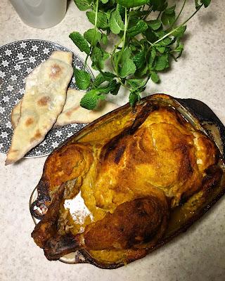 Indyjski kurczak