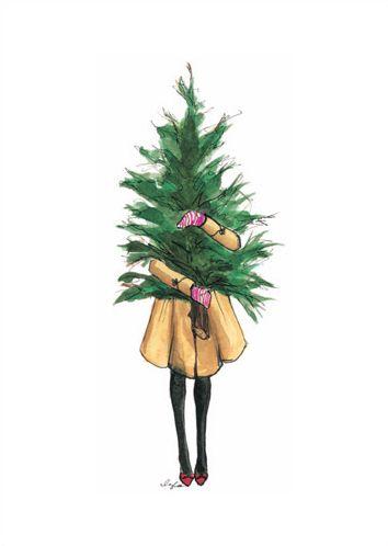 Natal ilustração
