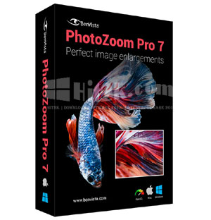 Benvista PhotoZoom Pro 7.0.8 Keygen Plus Unlock code Download