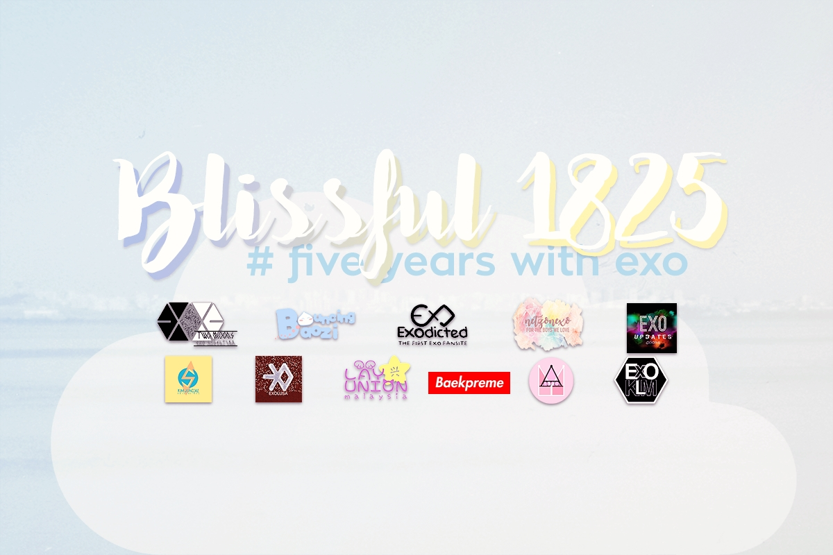 [PROJECT] Blissful 1,825 with EXO and EXO-L's!