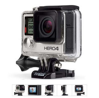 GoPro HERO4 Silver Edition-Standard