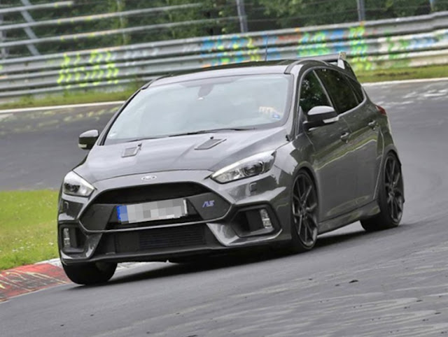 2018 Ford Focus RS500 Review