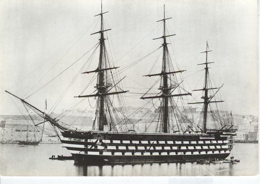 Naval Analyses: HISTORY #4: Age of Sail largest warships