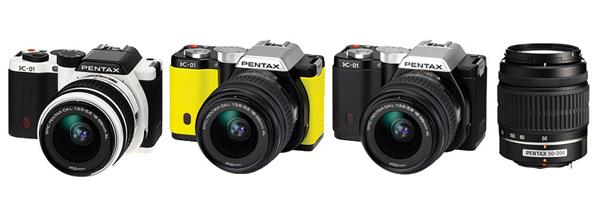 Spesifikasi Kamera DSLR Pentax K-1