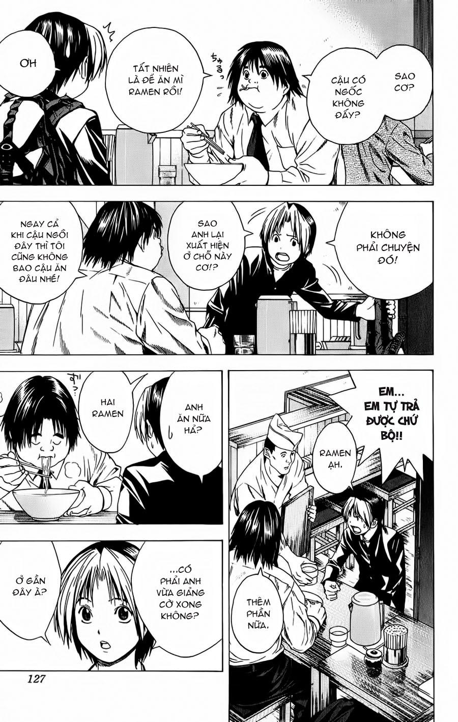 Hikaru No Go hikaru no go chap 119 trang 13