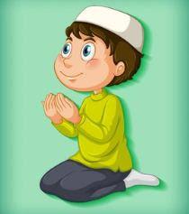Mengajarkan Doa pada Anak-anak