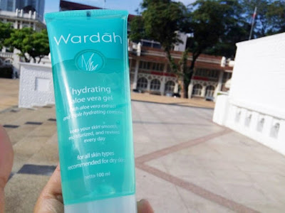 produk lotion yang nyaman banget buat kulit yang terpapar sinar matahari