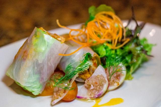 Ayam Pelalah by Suku Restaurant, Conrad Bali