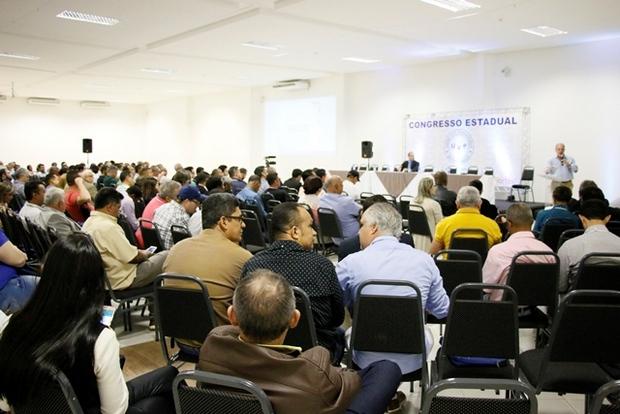 Capacitação - Vereadores participam de Congresso de Vereadores de Pernambuco