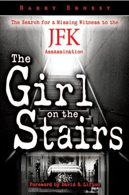 Girl on the Stairs by Barry Ernest - book cover