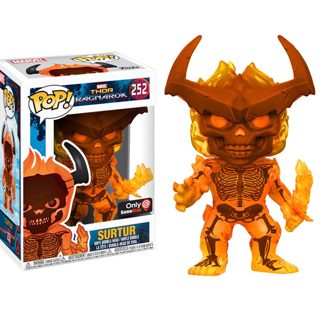 Funko POP! desvela un enemigo de Thor: Ragnarok