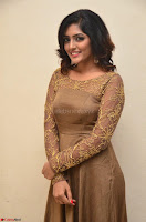 Eesha looks super cute in Beig Anarkali Dress at Maya Mall pre release function ~ Celebrities Exclusive Galleries 032.JPG
