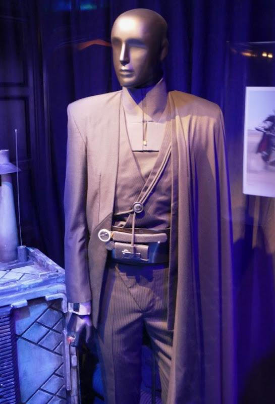 Dryden Vos Solo Star Wars film costume