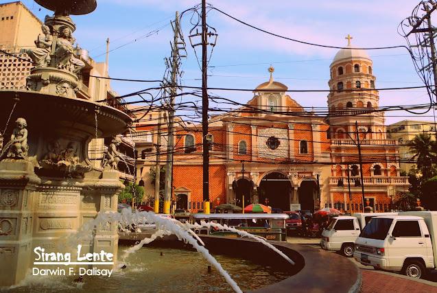 Sta. Cruz Church Manila
