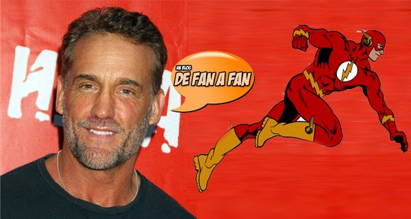 John Wesley Shipp en The Flash (CW)