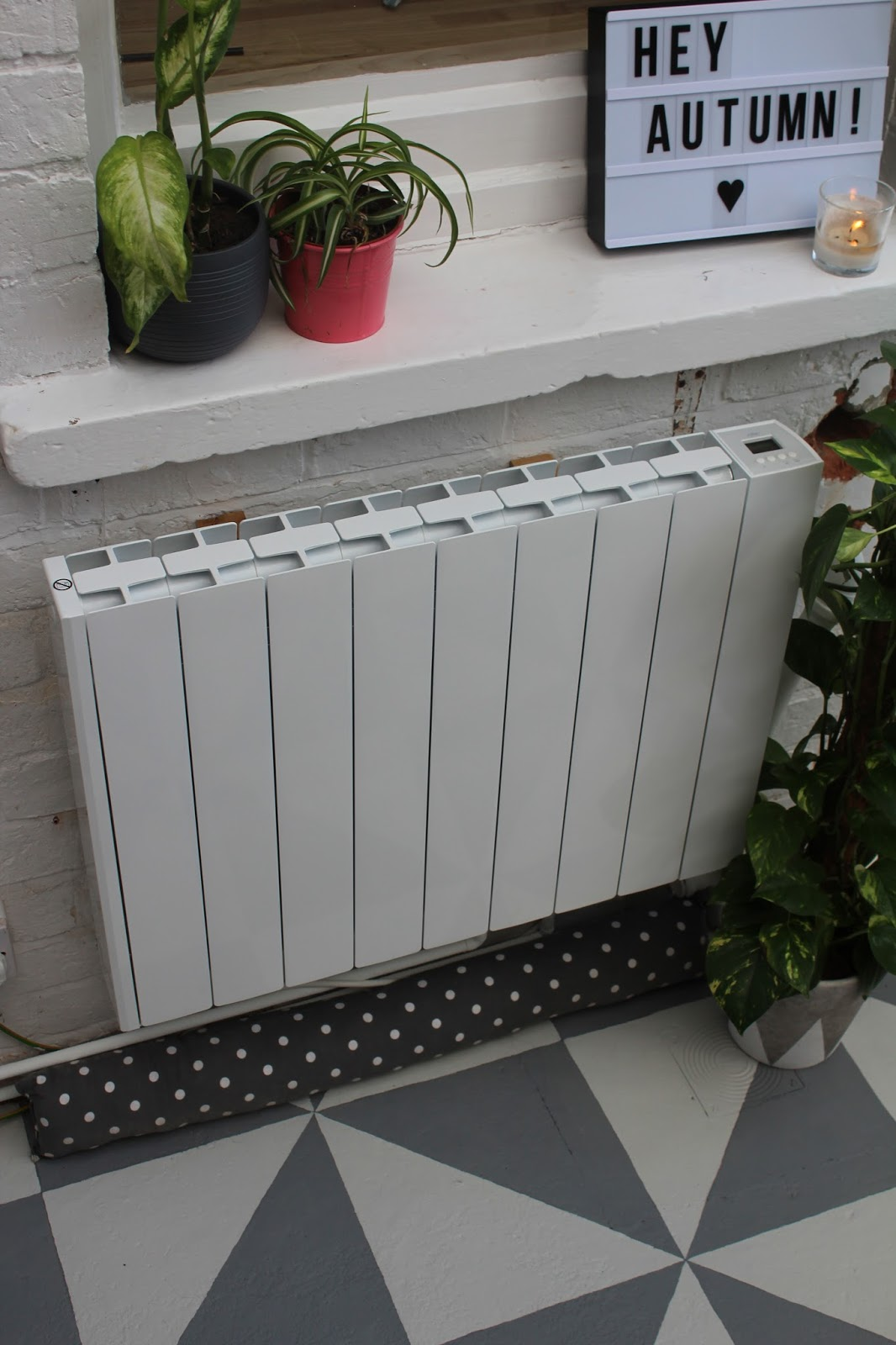 Electric Heaters for Conservatory