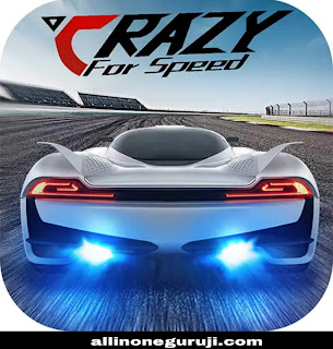Crazy for speed game
