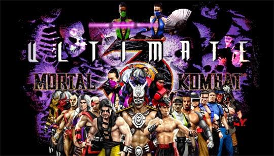 Detonado: Ultimate Mortal Kombat 3 - Todos os Golpes e Fatalities