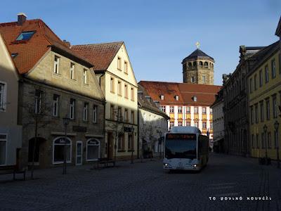 Σκηνή από το Μπαϊρόιτ της Γερμανίας / A scene from Bayreuth, Germany