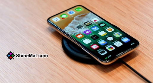 apple iPhone X wireless charger