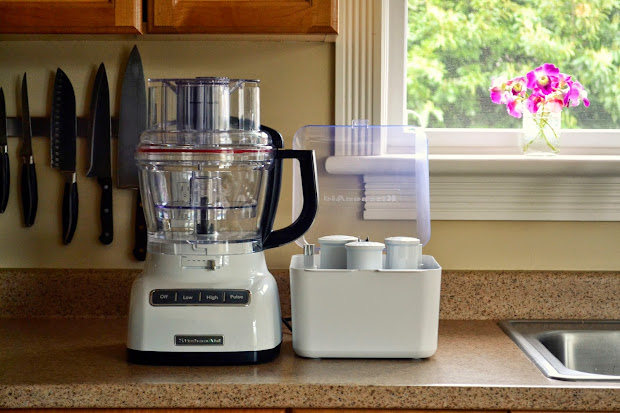 Family Feedbag Kitchenaid 13-cup Food Processor With Exactslice System