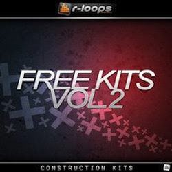 Free Trap Kits vol.2 By R-Loops