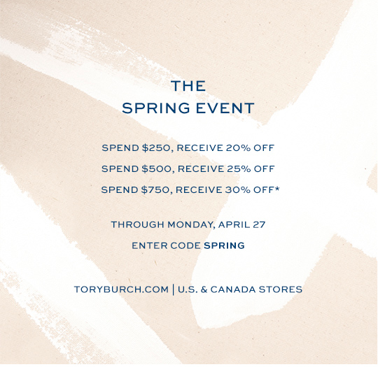 885c9e422608 ... Tory Burch Spring Event   Sale. Hello Lovelies! Sorry this is a bit  late - only today left to shop this sale - I ve been out of town for a work  ...