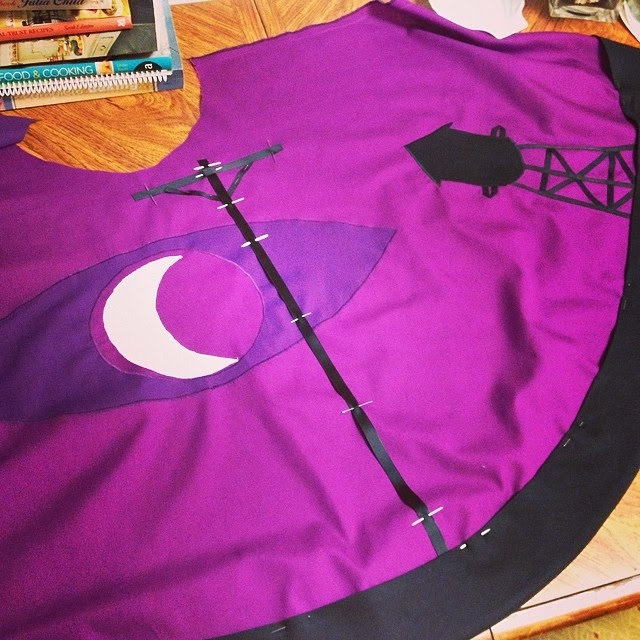 And Like A Thrifty Goddess More Night Vale Skirt And