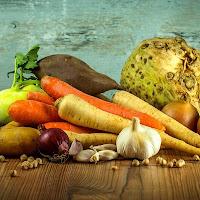 gezond eten met groente