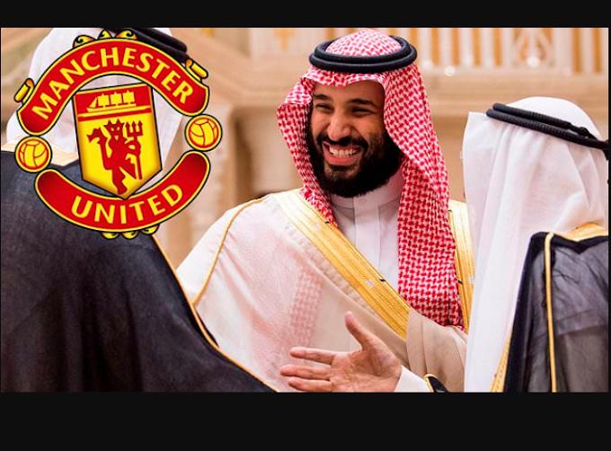 Saudi Arabian crown prince worth £850billion planning to 'splash over £3bn to buy Manchester United'