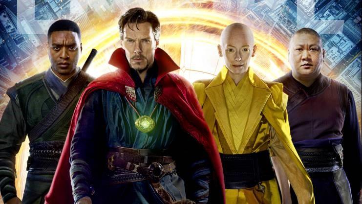 Doutor Estranho | Imagens, artes inéditas e comercial estendido da aventura da Marvel Studios