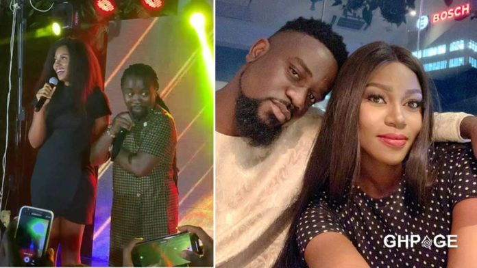 Go and ask your favourite rapper about Obrafour – Yvonne Nelson reacts to rapper Sarkodie for winning the Best International flow award