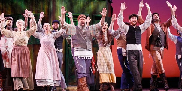 Arts Louisville Com Theatre Review Fiddler On The Roof