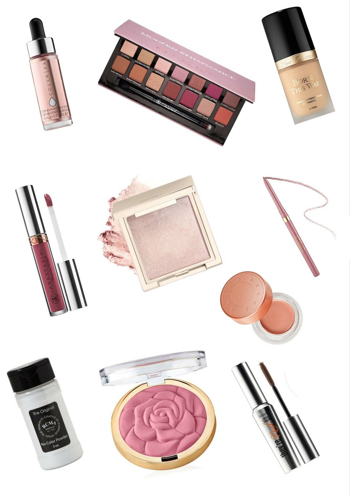 Best Of Beauty 2016 | My Top Picks & Most Used Products | labellesirene.ca