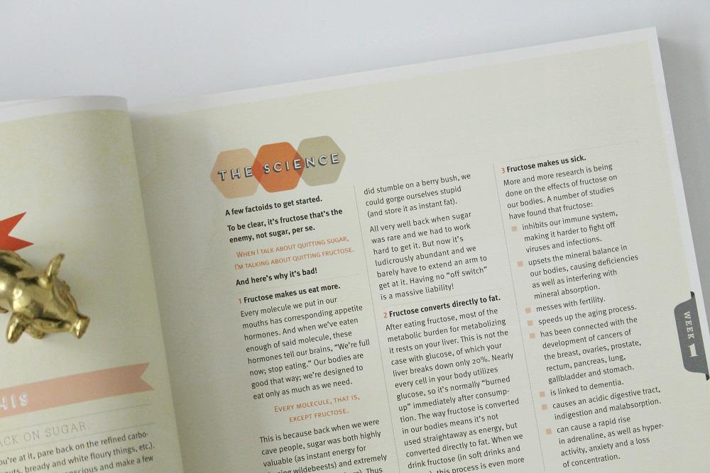 Look Inside Sarah Wilson's I Quit Sugar 8-Week Detox Program + Cookbook