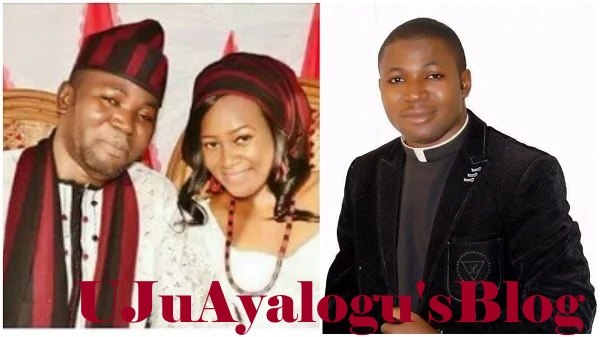 Catholic priest who dumped priesthood gets married (photos)