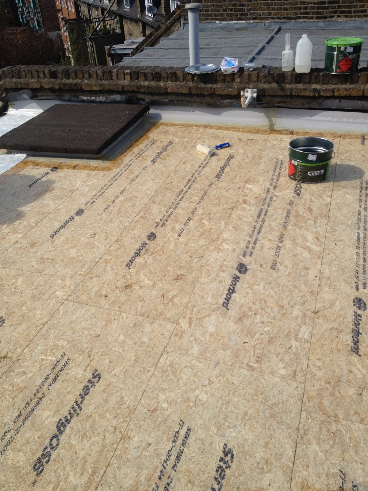 Barris Roofing Ltd Blog Preparing A Flat Roof Timber Deck